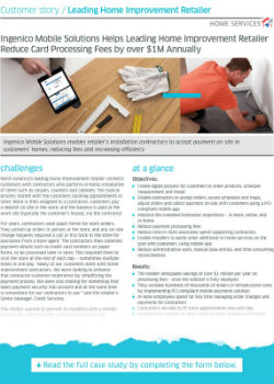 EVM for Home Improvement Specialists