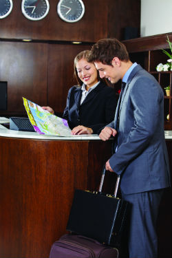 EVM Payment Technologies in the Hospitality Industry